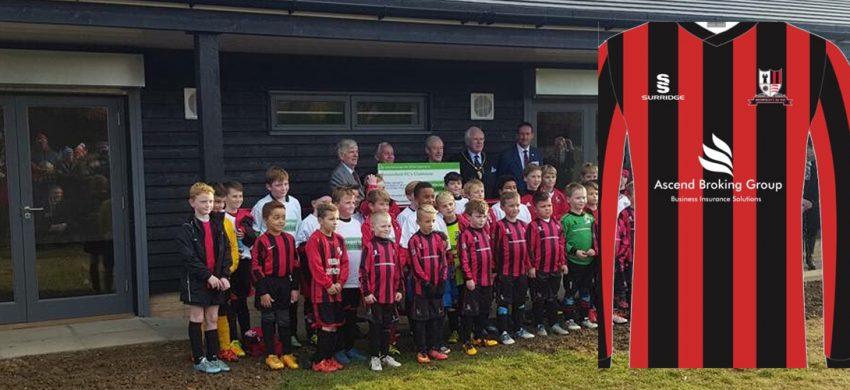 Local Football Team Sponsorship – Broomfield FC