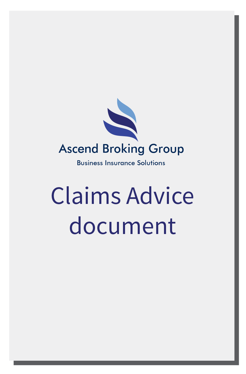 Ascend Claims Advice Document