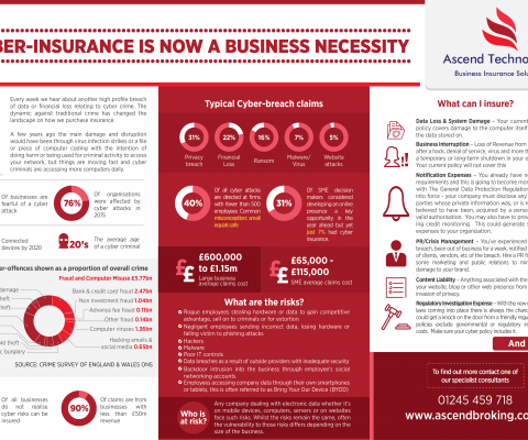 Cyber Insurance and why it is a necessity
