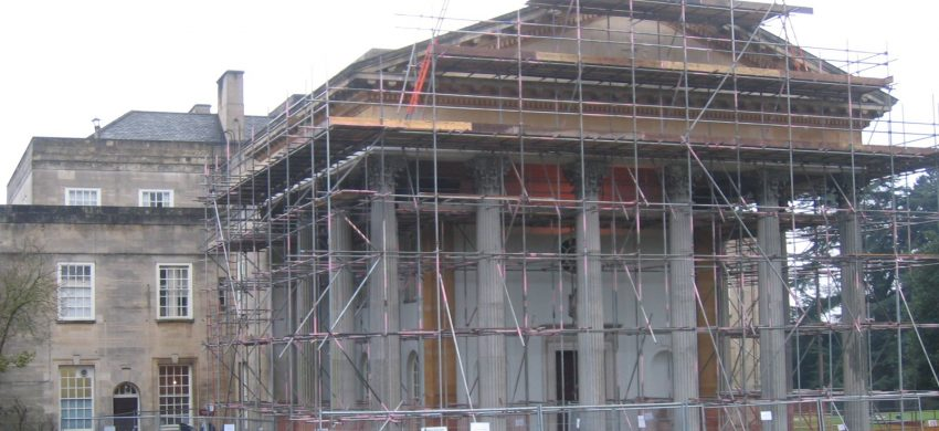 Insuring your historic building during repairs and alterations – part 1