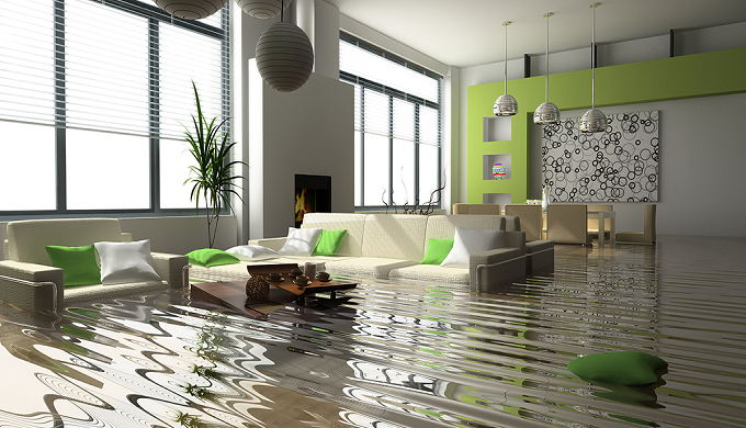 Water damage – over 25% of all claims originated from this risk