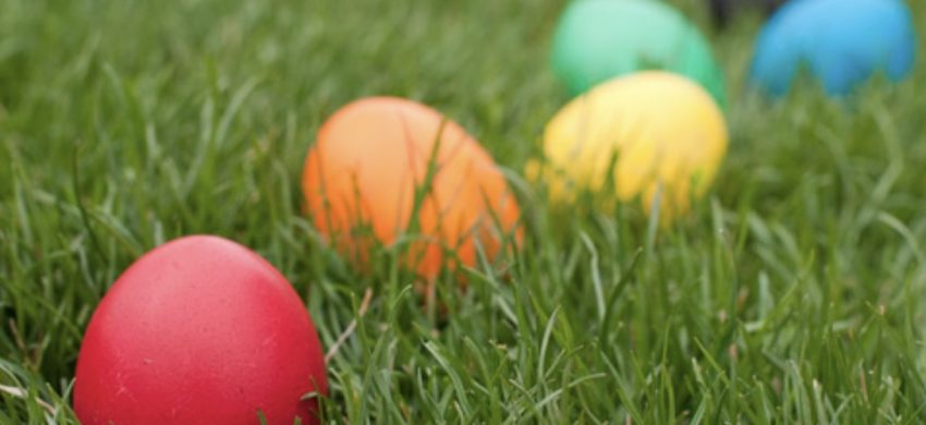 5 steps to an accident free Easter egg hunt