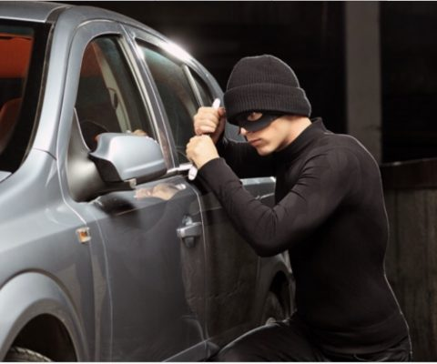 Vehicle thefts are on the increase –  What can you do?