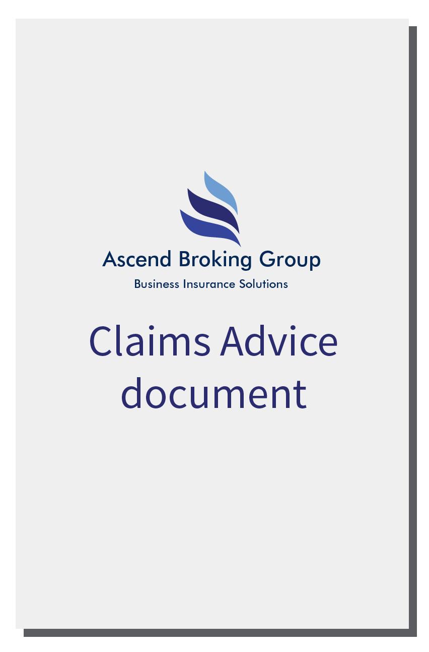 Ascend Claims Advice Document