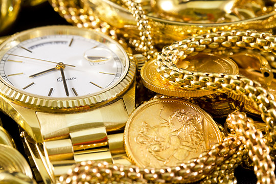 When did you last have your jewellery insured?