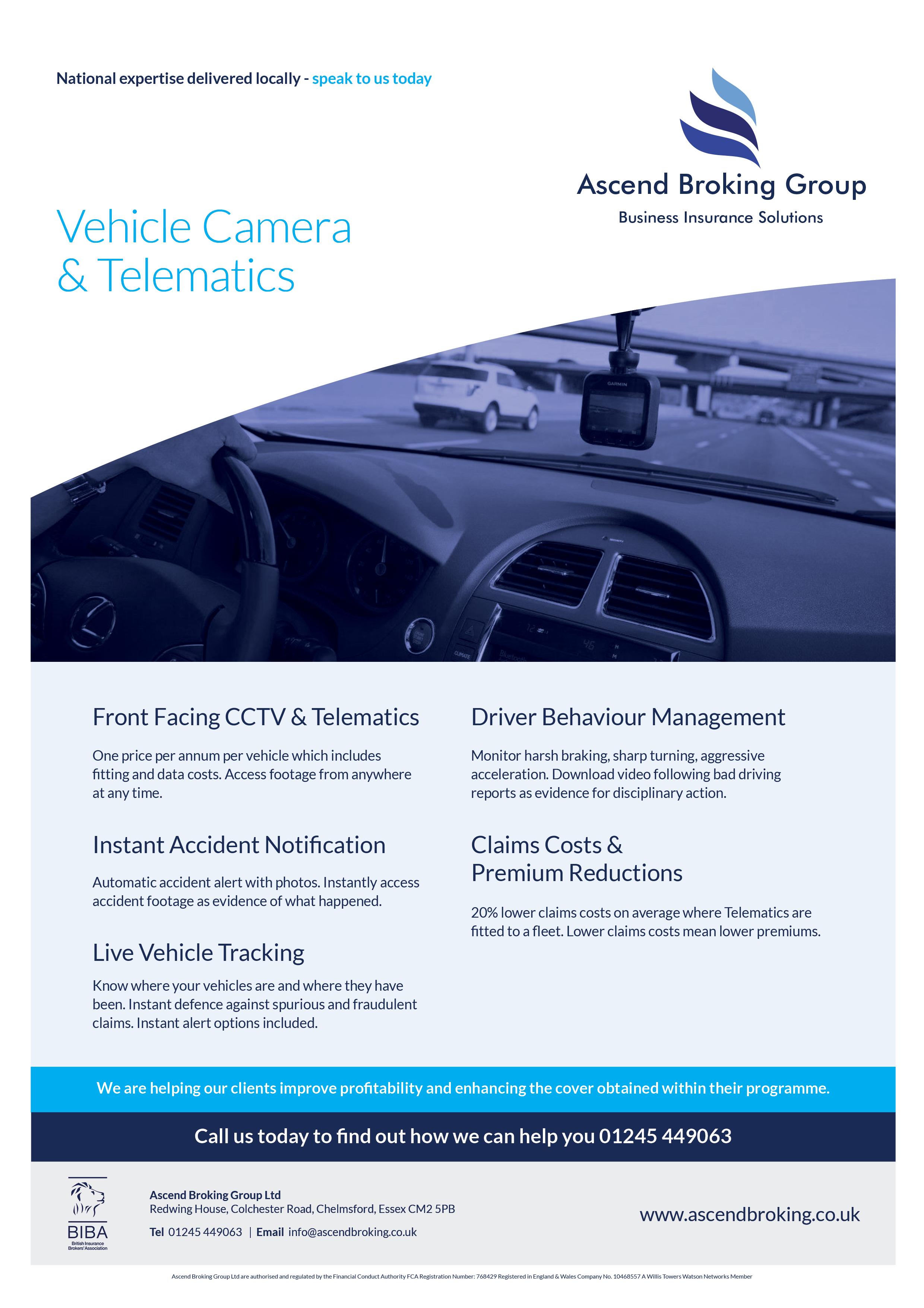 Vehicle Camera & Telematics