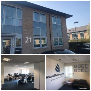 Ascend Office Chelmsford