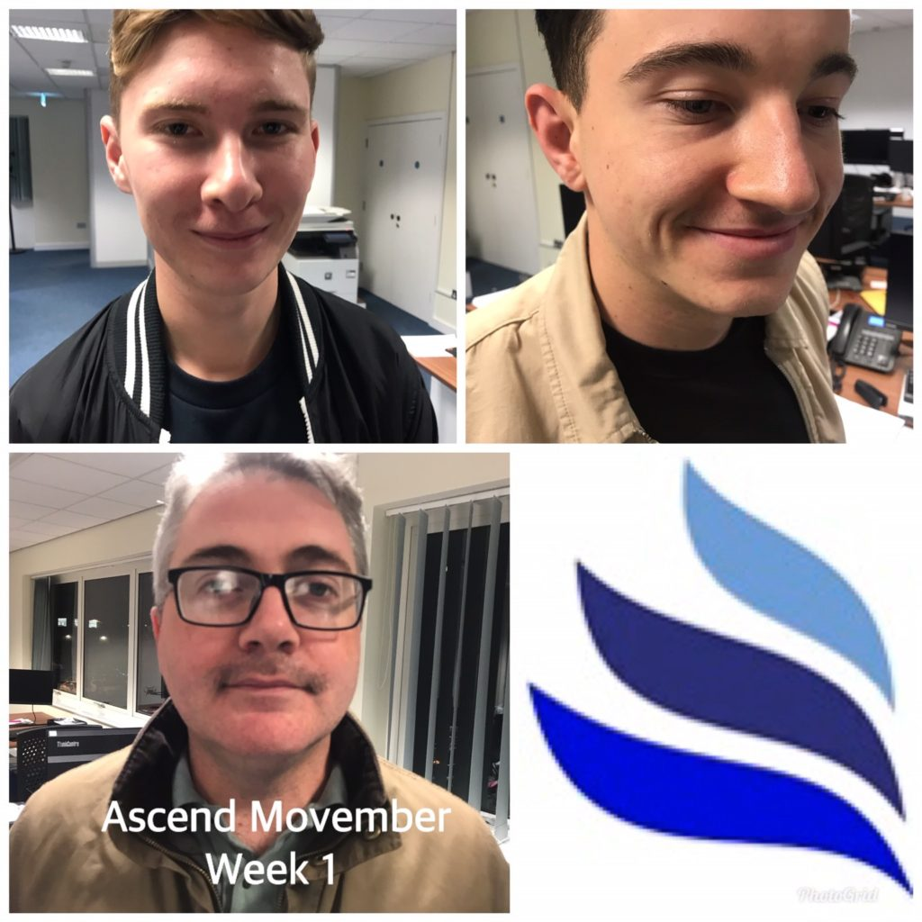 Movember Ascend Broking