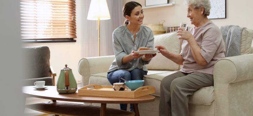 How are care homes affected by the changing of restrictions?