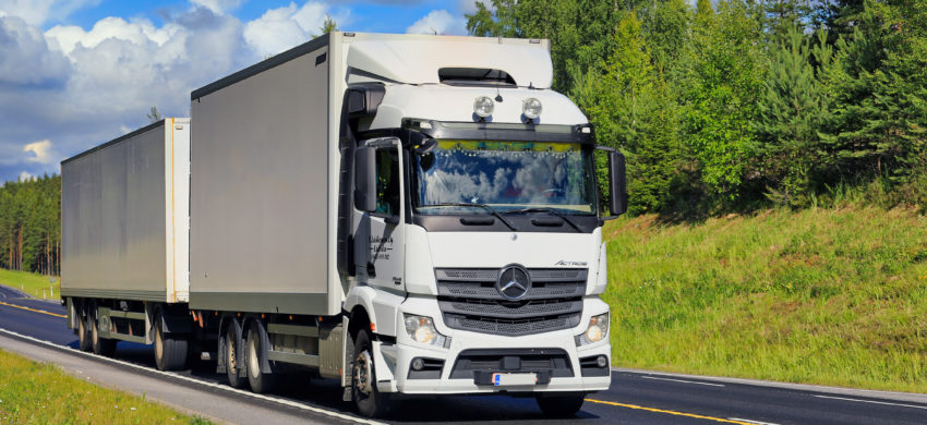 Top tips for new HGV drivers