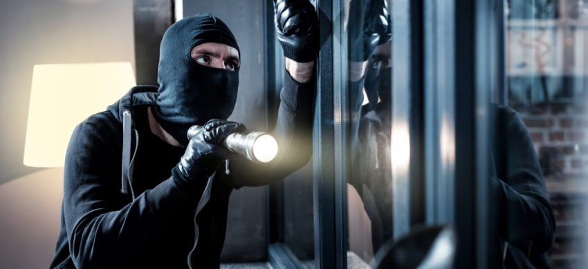 Tips for preventing theft from your worksite