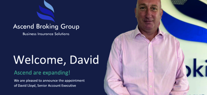 Welcome, David Lloyd, to the Ascend team!