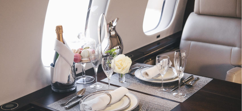 Admiral Jet Catering Service